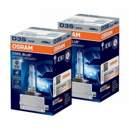 OSRAM D3S 66340CBI Xenarc CoolBlue Intense Xenon Ampul - 1