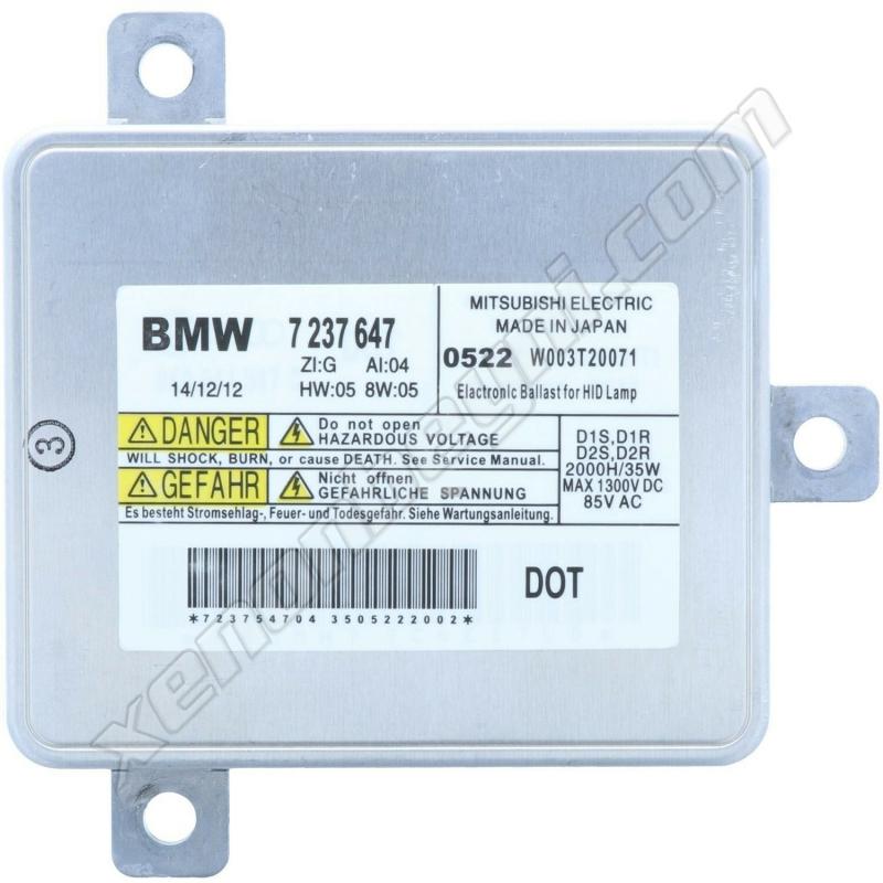 BMW E84 X1 Xenon Far Beyni - 1