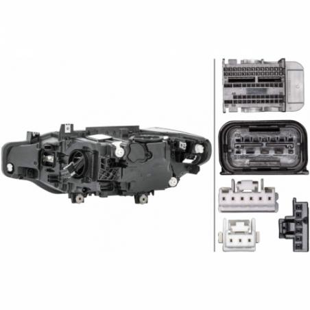 BMW F30 Lci Sağ Led Far Hella Orjinal 1EX 012 102-921 63117419634 - 3
