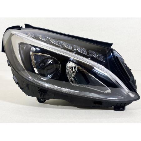 Mercedes W205 C180 C200 C220 Orjinal Sağ Led Far A2059067403 - 2
