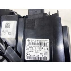 Mercedes W205 C180 C200 C220 Orjinal Sağ Led Far A2059067403 - 5