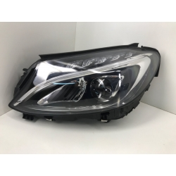 Mercedes W205 C180 C200 C220 Orjinal Sol Led Far A2059067303 - 1