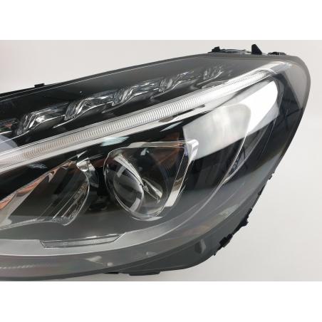 Mercedes W205 Orjinal Sağ+Sol Led Far Takımı A2059067303 A2059067403 - 3