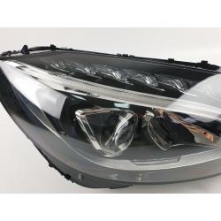 Mercedes W205 Orjinal Sağ+Sol Led Far Takımı A2059067303 A2059067403 - 4