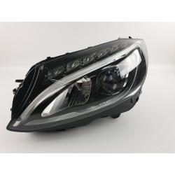 Mercedes W205 Orjinal Sağ+Sol Led Far Takımı A2059067303 A2059067403 - 5